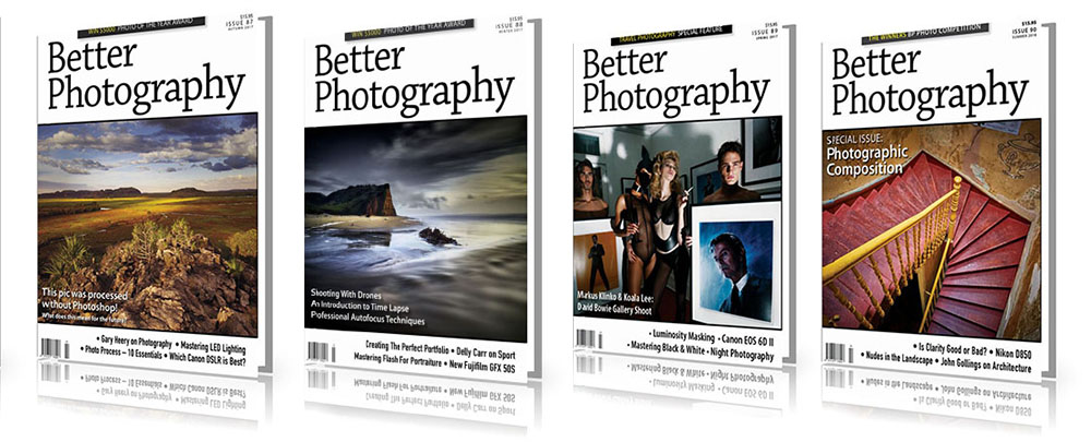 Better Photography Magazine - For GuruShots!